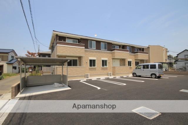 埼玉県川越市、的場駅徒歩28分の新築 2階建の賃貸アパート