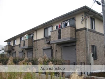 埼玉県戸田市、戸田駅徒歩15分の築10年 2階建の賃貸アパート