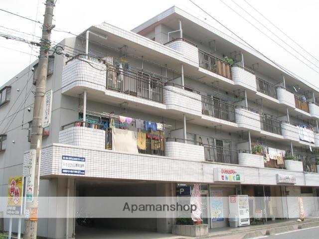 埼玉県戸田市、戸田駅徒歩24分の築29年 4階建の賃貸アパート