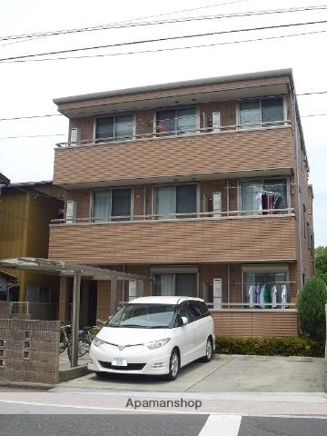埼玉県戸田市、戸田公園駅徒歩18分の築8年 3階建の賃貸マンション