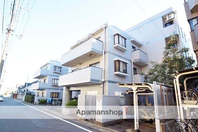 埼玉県戸田市、戸田駅徒歩23分の築28年 5階建の賃貸マンション