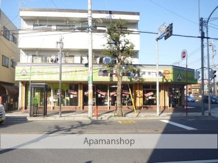 埼玉県戸田市、戸田公園駅徒歩16分の築30年 3階建の賃貸マンション