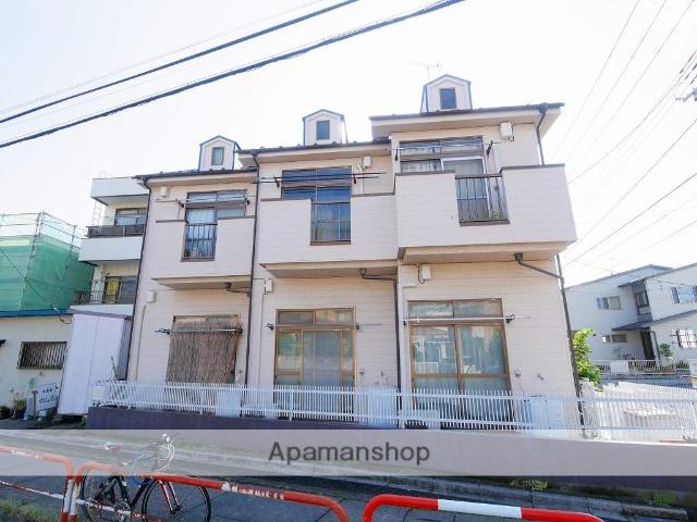 埼玉県戸田市、武蔵浦和駅徒歩28分の築29年 2階建の賃貸アパート