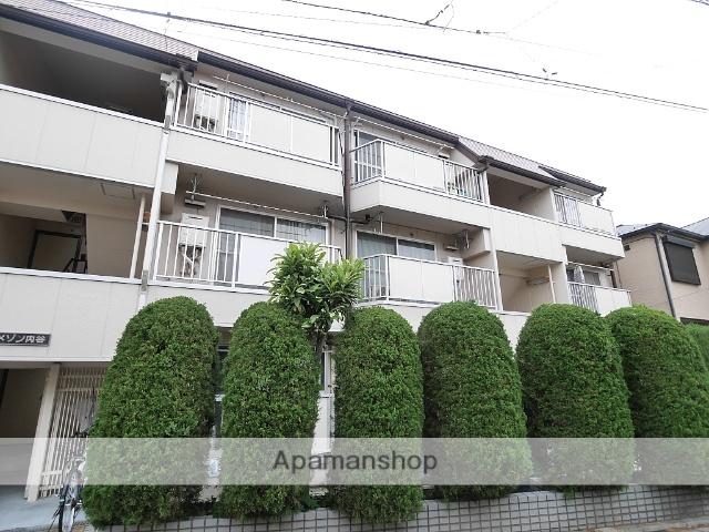埼玉県さいたま市南区、西浦和駅徒歩26分の築26年 3階建の賃貸マンション