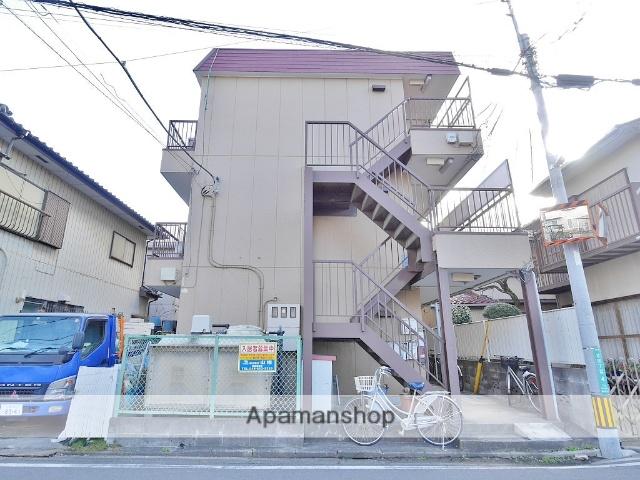埼玉県さいたま市南区、南浦和駅徒歩23分の築31年 3階建の賃貸マンション
