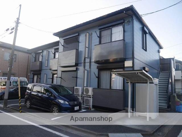 埼玉県戸田市、戸田公園駅徒歩24分の築14年 2階建の賃貸アパート
