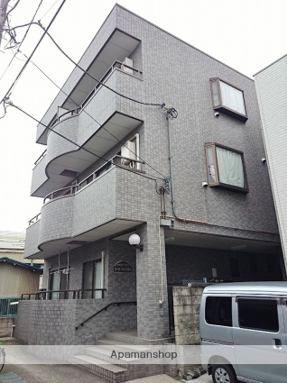 埼玉県戸田市、戸田駅徒歩29分の築23年 3階建の賃貸マンション