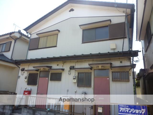 埼玉県さいたま市南区、武蔵浦和駅徒歩25分の築24年 2階建の賃貸テラスハウス