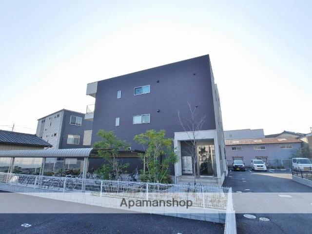 埼玉県さいたま市南区、北戸田駅徒歩9分の築1年 3階建の賃貸アパート