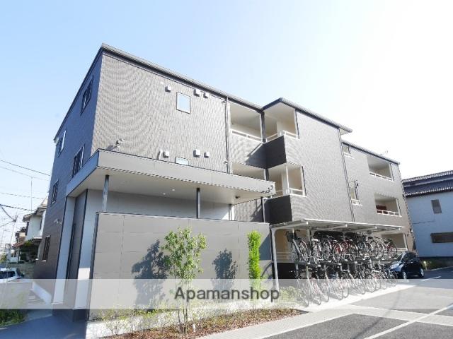 埼玉県さいたま市南区、武蔵浦和駅徒歩19分の新築 3階建の賃貸アパート