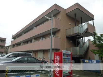 埼玉県さいたま市南区、南浦和駅徒歩40分の築13年 3階建の賃貸マンション