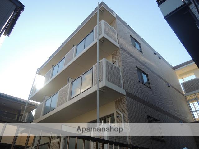 埼玉県戸田市、戸田公園駅徒歩14分の築3年 3階建の賃貸マンション
