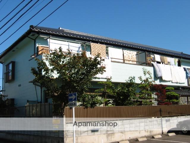 埼玉県戸田市、西川口駅徒歩14分の築22年 2階建の賃貸アパート
