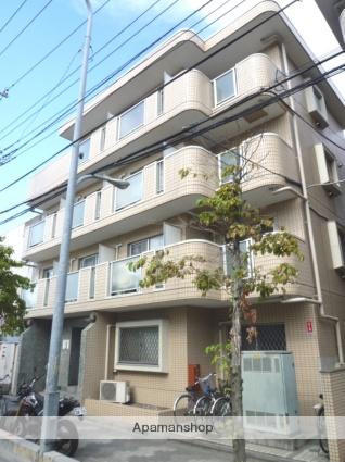 埼玉県戸田市、浮間舟渡駅徒歩23分の築26年 4階建の賃貸マンション