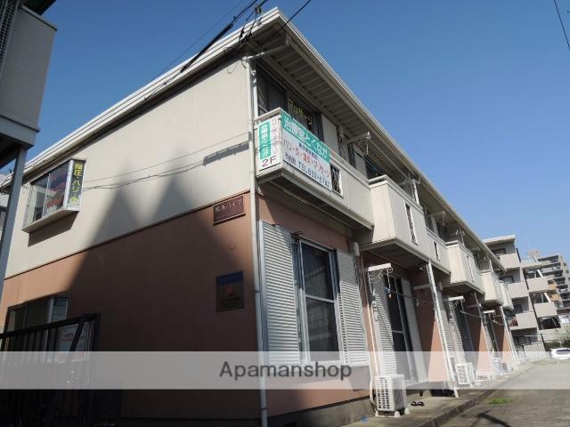 埼玉県さいたま市南区、西浦和駅徒歩17分の築34年 2階建の賃貸アパート