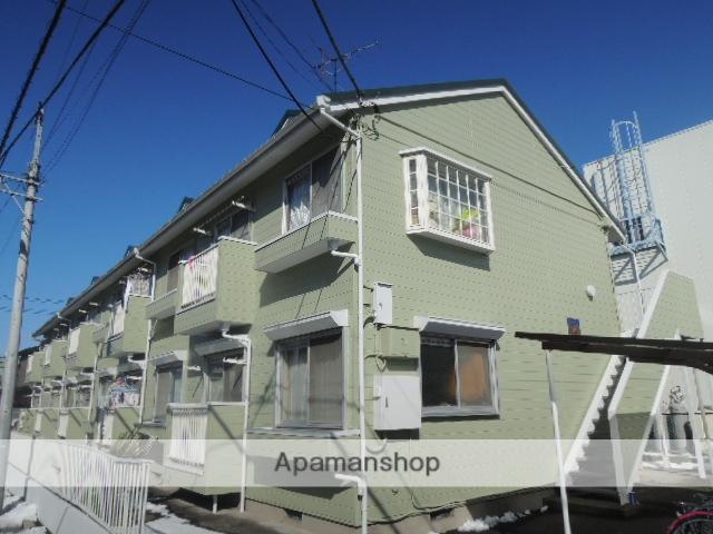 埼玉県戸田市、戸田公園駅徒歩14分の築29年 2階建の賃貸アパート