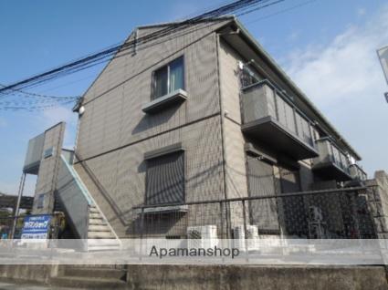 埼玉県戸田市、戸田公園駅徒歩23分の築15年 2階建の賃貸アパート