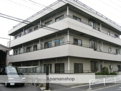 埼玉県戸田市、戸田公園駅徒歩24分の築28年 3階建の賃貸マンション
