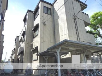 埼玉県戸田市、戸田公園駅徒歩13分の築18年 3階建の賃貸マンション