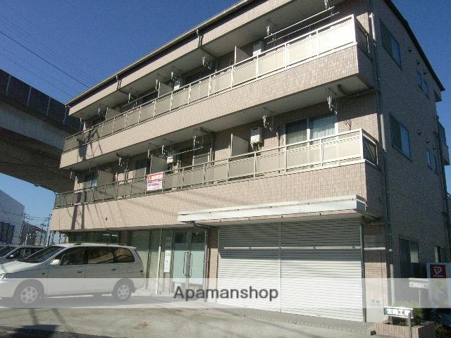 埼玉県戸田市、戸田駅徒歩23分の築13年 3階建の賃貸マンション