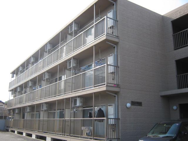 埼玉県さいたま市南区、西浦和駅徒歩29分の築14年 3階建の賃貸マンション