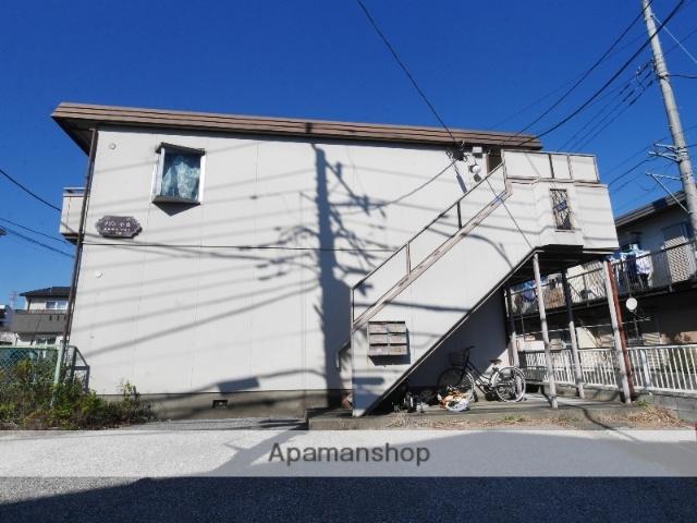 埼玉県さいたま市南区、武蔵浦和駅徒歩19分の築31年 2階建の賃貸アパート