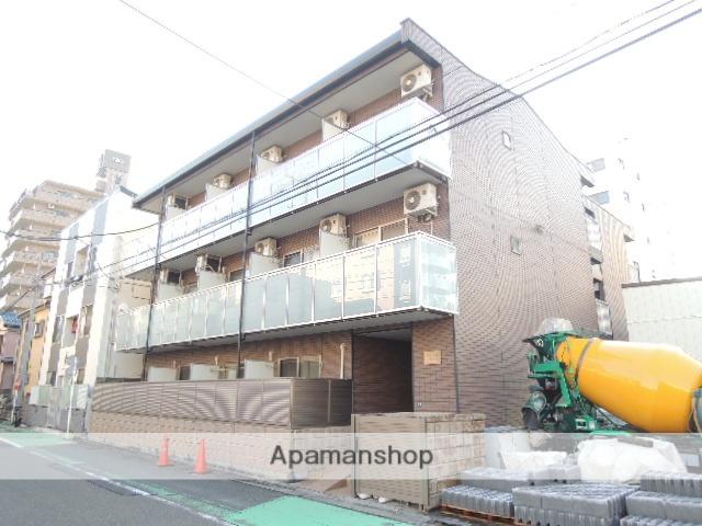 埼玉県戸田市、浮間舟渡駅徒歩28分の築6年 3階建の賃貸マンション