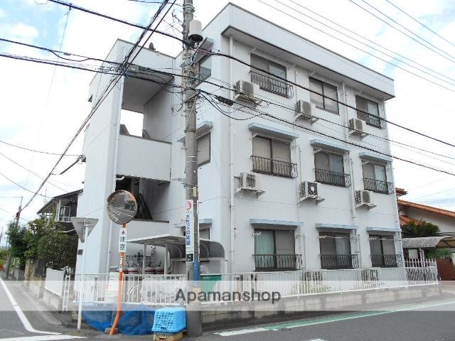 埼玉県戸田市、戸田駅徒歩17分の築26年 3階建の賃貸マンション