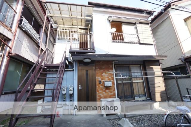 埼玉県蕨市、戸田駅徒歩14分の築39年 2階建の賃貸アパート