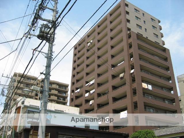 埼玉県戸田市、戸田公園駅徒歩7分の築15年 14階建の賃貸マンション