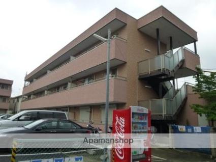 埼玉県さいたま市南区、西浦和駅徒歩23分の築14年 3階建の賃貸マンション