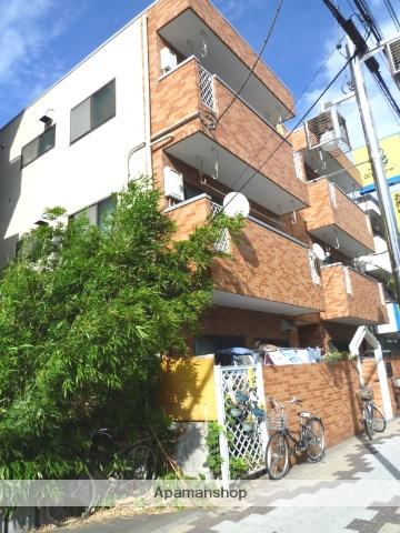 埼玉県戸田市、戸田公園駅徒歩13分の築28年 3階建の賃貸マンション