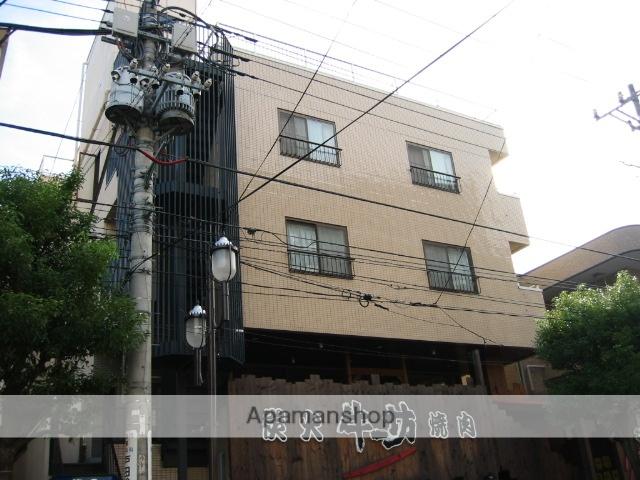 埼玉県戸田市、戸田公園駅徒歩15分の築27年 4階建の賃貸マンション