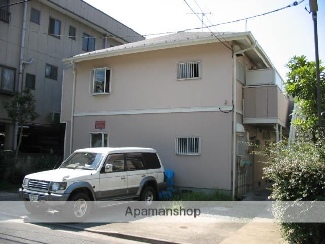 埼玉県戸田市、戸田公園駅徒歩3分の築26年 2階建の賃貸アパート