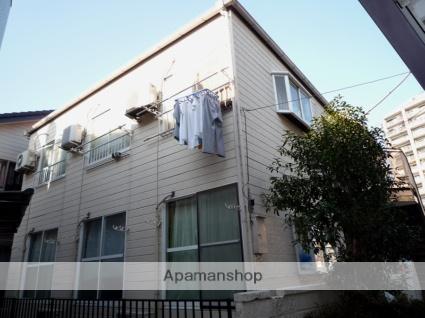 埼玉県戸田市、戸田公園駅徒歩4分の築26年 2階建の賃貸アパート