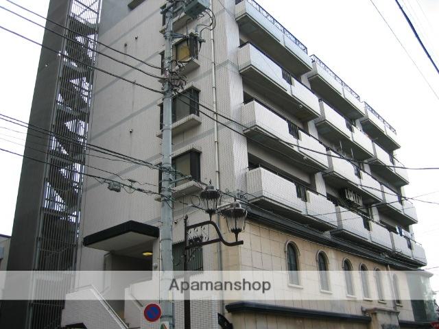 埼玉県戸田市、戸田公園駅徒歩9分の築26年 7階建の賃貸マンション