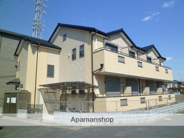埼玉県蕨市、南浦和駅徒歩31分の築10年 2階建の賃貸アパート
