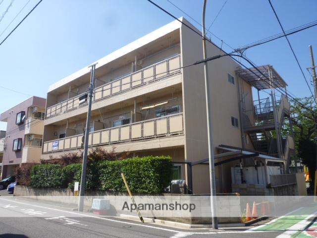 埼玉県戸田市、戸田公園駅徒歩18分の築39年 3階建の賃貸マンション