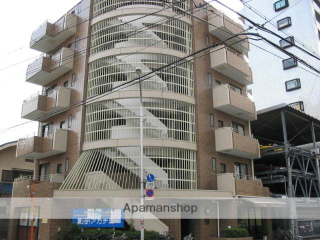 埼玉県戸田市、浮間舟渡駅徒歩29分の築27年 6階建の賃貸マンション