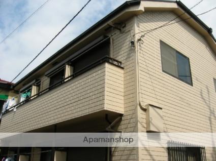 埼玉県戸田市、戸田公園駅徒歩10分の築25年 2階建の賃貸アパート