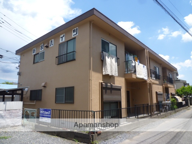 埼玉県さいたま市南区、西浦和駅徒歩29分の築35年 2階建の賃貸マンション