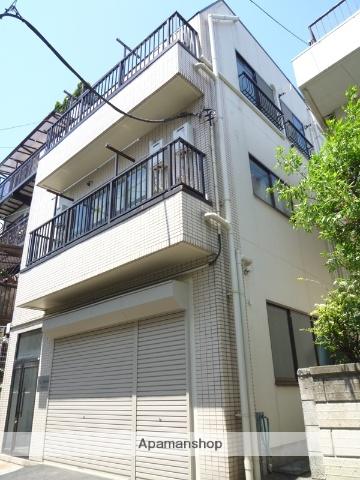埼玉県戸田市、戸田公園駅徒歩15分の築27年 3階建の賃貸マンション