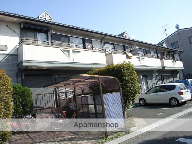 埼玉県戸田市、戸田公園駅徒歩22分の築20年 2階建の賃貸アパート