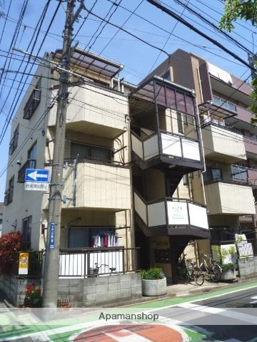 埼玉県戸田市、浮間舟渡駅徒歩28分の築29年 3階建の賃貸アパート