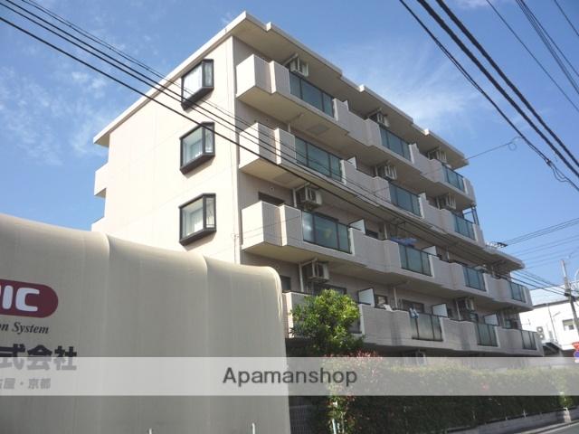 埼玉県戸田市、戸田公園駅徒歩15分の築25年 5階建の賃貸マンション