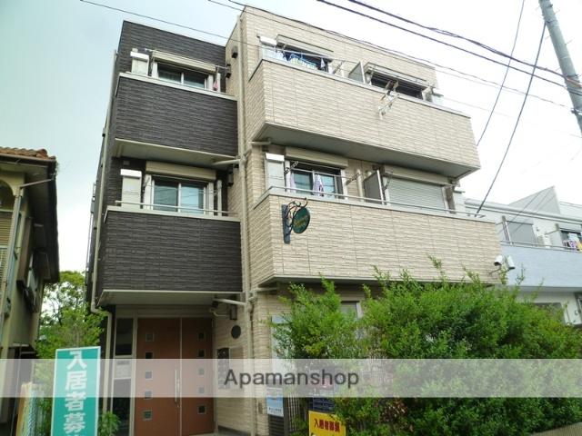 埼玉県戸田市、戸田公園駅徒歩2分の築7年 3階建の賃貸マンション