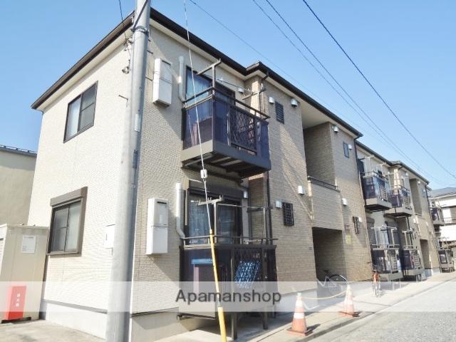 埼玉県戸田市、戸田公園駅徒歩18分の築9年 2階建の賃貸アパート