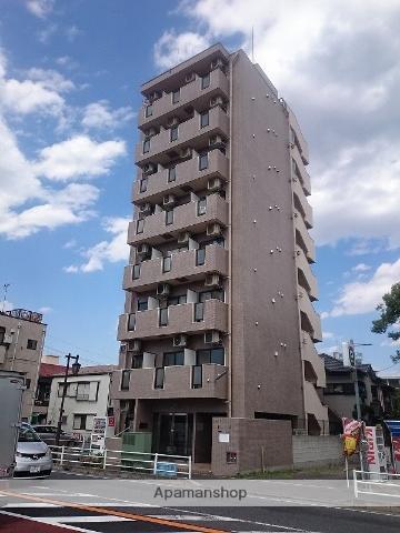 埼玉県戸田市、戸田公園駅徒歩13分の築22年 8階建の賃貸マンション