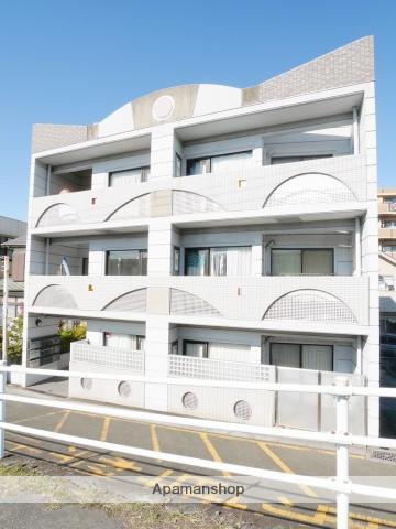 埼玉県戸田市、浮間舟渡駅徒歩22分の築25年 3階建の賃貸マンション