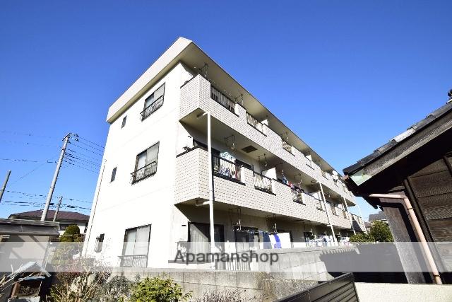 埼玉県戸田市、西浦和駅徒歩27分の築29年 3階建の賃貸マンション